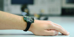 smartwatch prototype