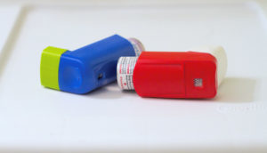 two inhalers