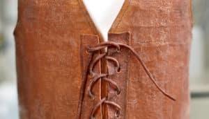 cellulosic fiber vest