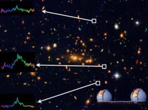 gravitational lens galaxy