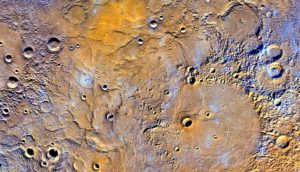 Mercury craters