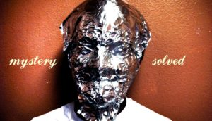 aluminum foil mask