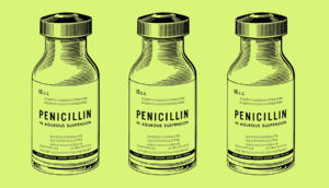 penicillin illustration
