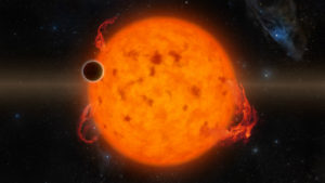exoplanet K2-33b