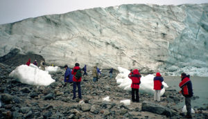 researchers in Greenland