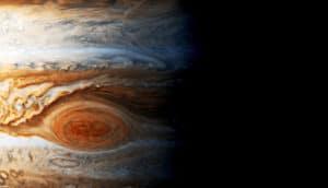 Jupiter spot