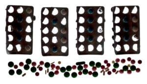 pill packs in silo - antipsychotic drugs