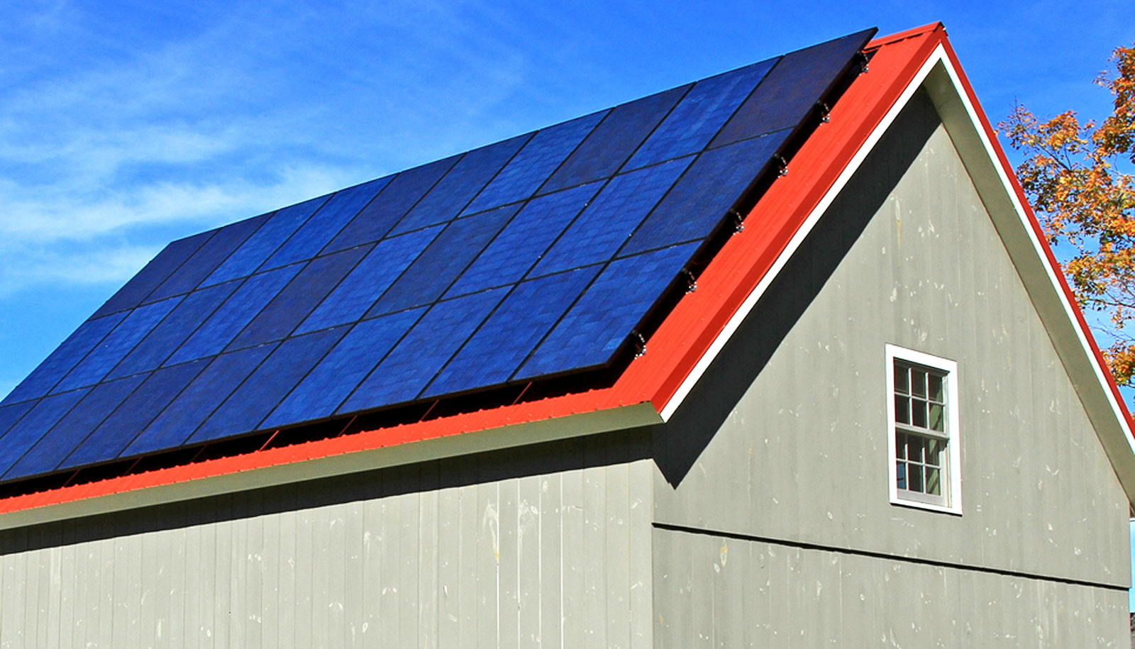 How solar panels save everybody money
