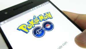 Pokémon Go app