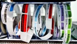 medication labels
