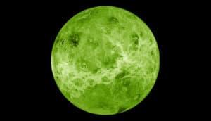 green Venus