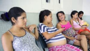 Woman in Cúcuta, Columbia