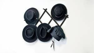 Amish hats