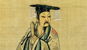 Yu The Great painting