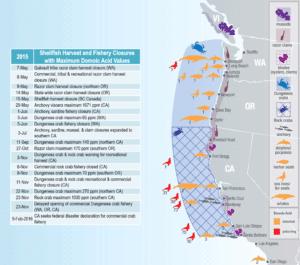 algae impact map