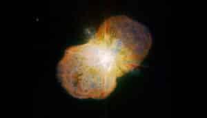 eta carinae ESO image