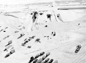 camp century in Greenland