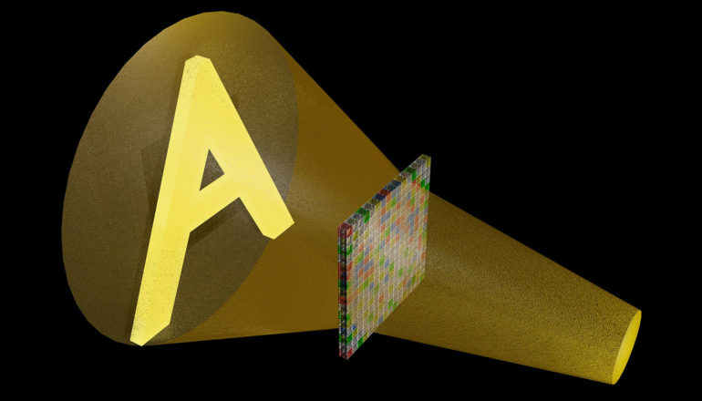illustration of a sound wave