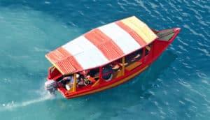 water taxi in haiti