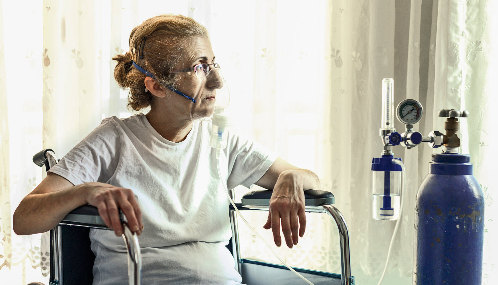 Oxygen Doesnt Benefit Everyone With COPD