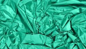 green wrinkles - metal oxides