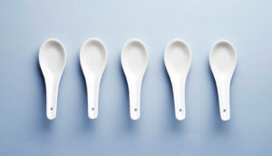 chinese soup spoons