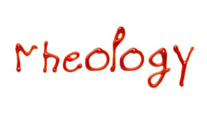 rheology in ketchup letters