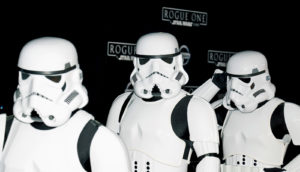 storm trooper step & repeat