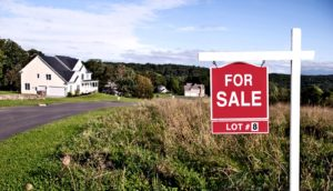 land for sale in suburbs