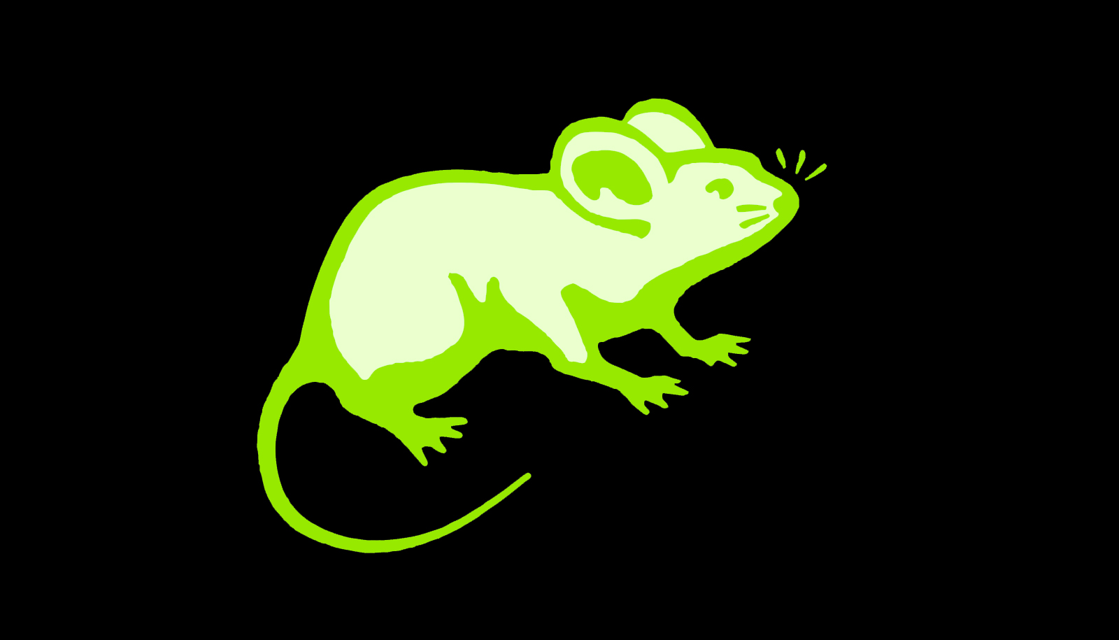Code for firefly protein makes mouse glow in the dark