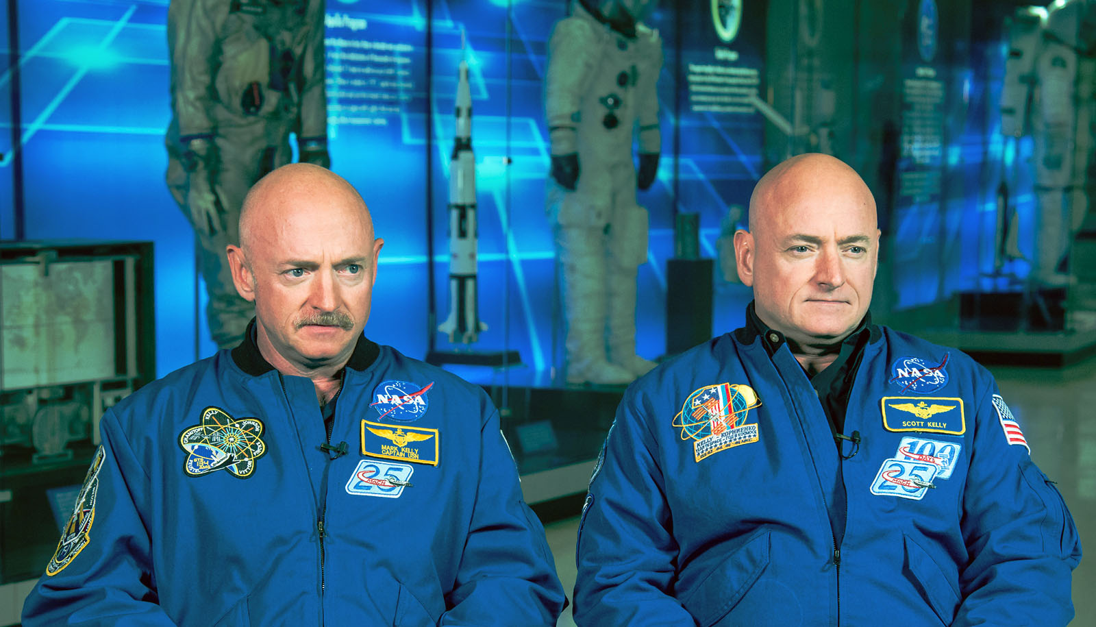 which astronaut remained in the space for the longest period of time - photo #21