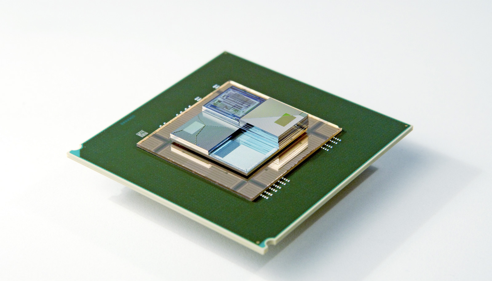 Liquids in thin battery could cool stacks of computer chips