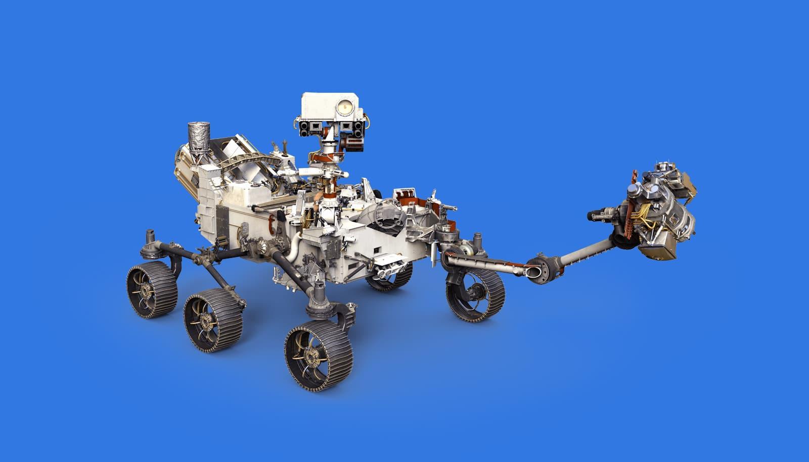 mars 2020 rover landing date - photo #2