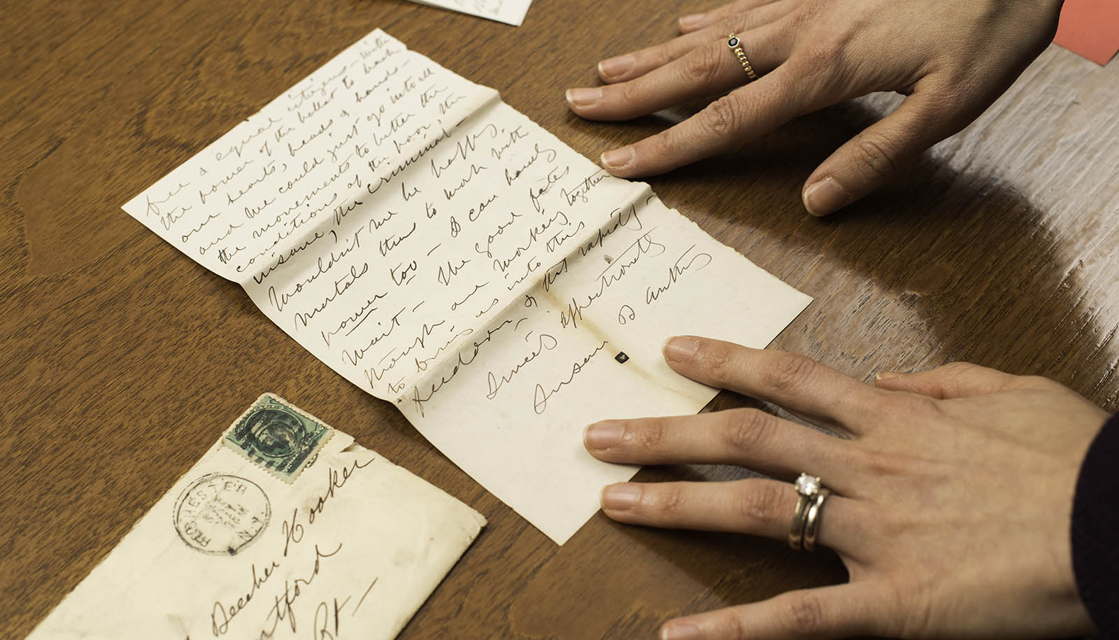 suffragist letters