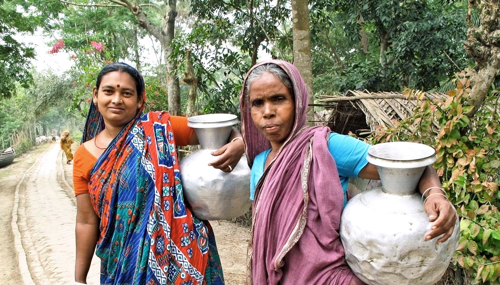 'Clean' drinking water in Bangladesh is often unsafe