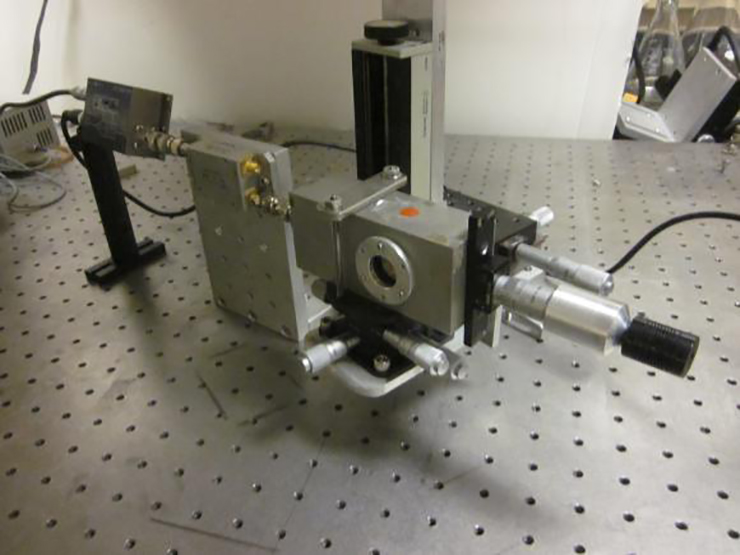 photoacoustic gas detector