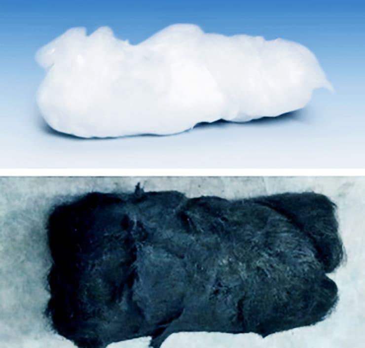 carbon nanotube filter