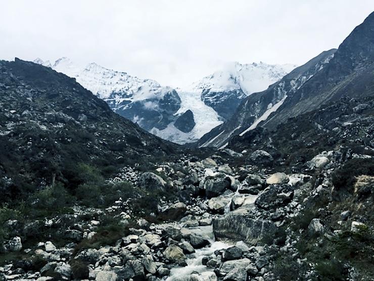 glacial weathering
