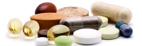 vitamins and herbal medicines