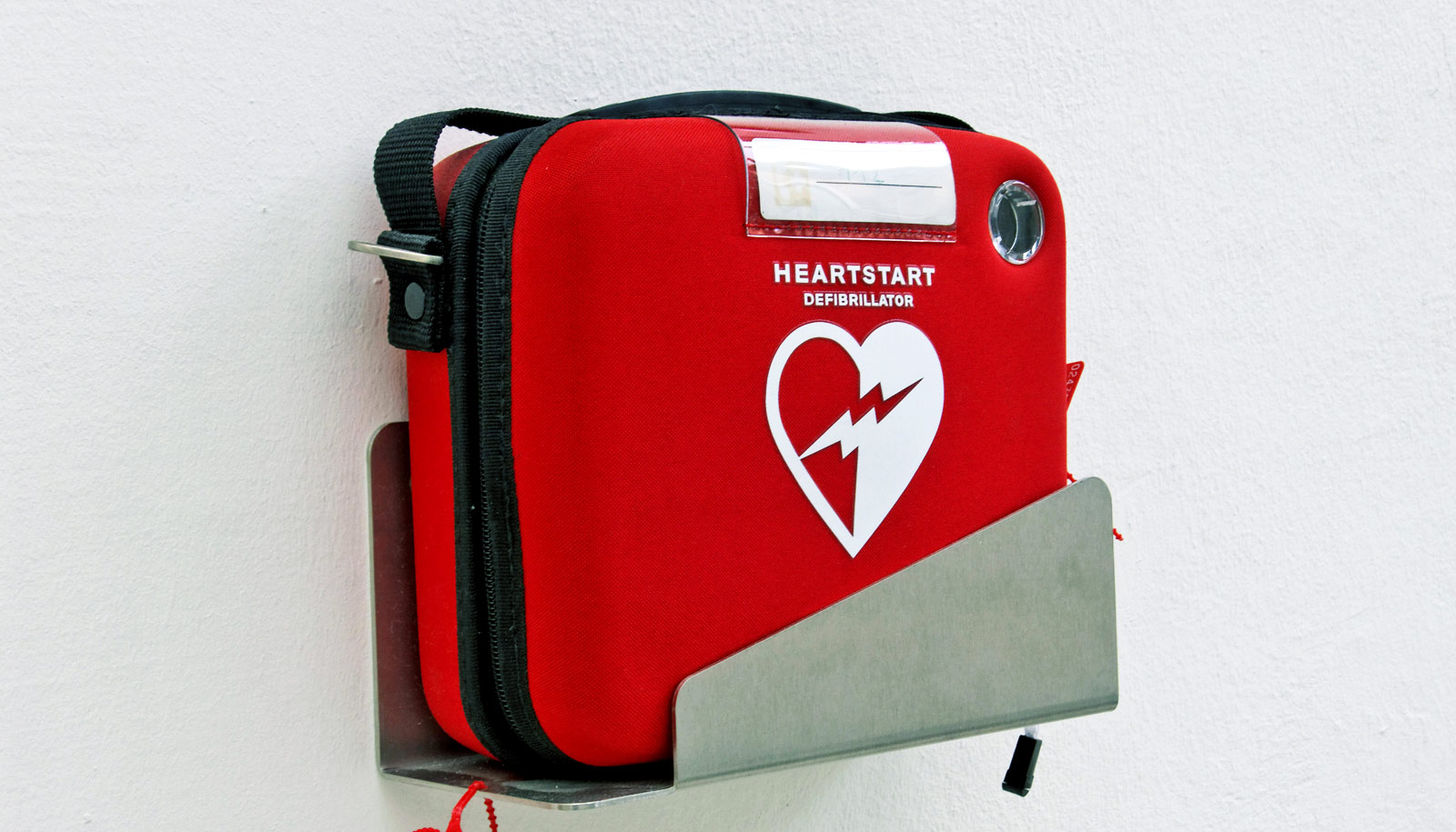 Why people shy away from using public defibrillators