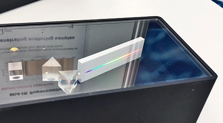 supercontinuum laser