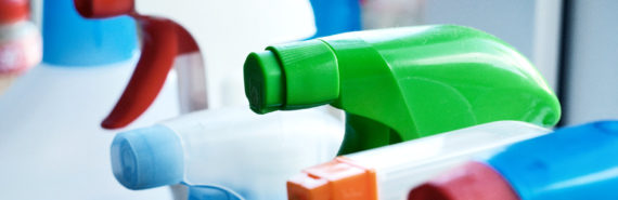 common household cleaners