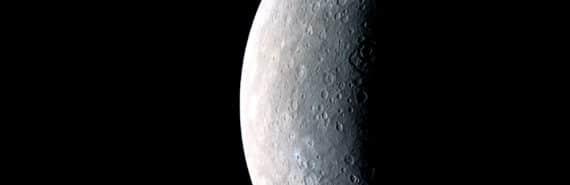 Mercury image from NASA