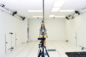Kinect set up (video game tech in health care)