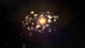 """""""disrupted planet"""" orbiting RZ Piscium"""