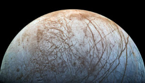 Jupiter's moon, Europa (Europa and plate tectonics)