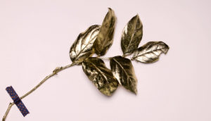 gold leaf (platinum layer concept)