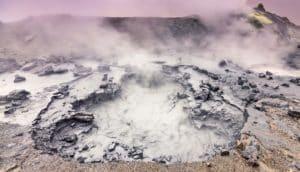 Mars clay + steam