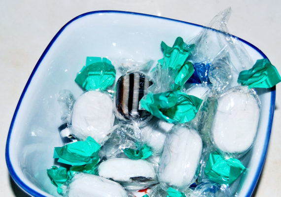 mints in a dish (MiNT concept)