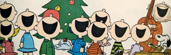 Peanuts Christmas sing-along (Christmas songs